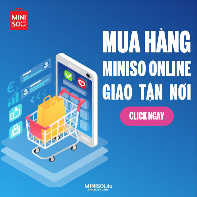 Miniso x Shopee Official