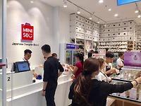 Tưng bừng khai trương Miniso Aeon Mall Long Biên