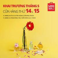 MINISO VIỆT NAM KHAI TRƯƠNG CỬA HÀNG THỨ 14 & 15 TẠI TP. HCM!