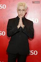 (kenh14) Mặc vest và đeo kính cận, Sơn Tùng M-TP ra dáng doanh nhân trẻ tại sự kiện