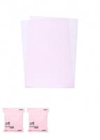Bông tẩy trang  pink panther 160 pack