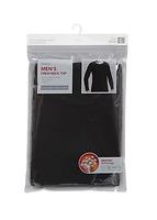 Áo dài tay nam (đen- size L)
