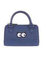 Túi đựng tiền lẻ Silicone (xanh đậm)