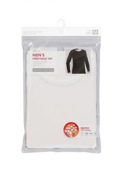 Áo dài tay nam (trắng- size M)