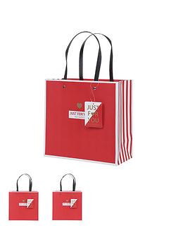 Túi đựng quà cỡ vừa ( đỏ)