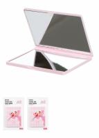Gương bỏ túi 2 mặt pink panther