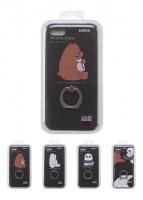 Vỏ ốp điện thoại iPhone 7 kèm khuyên giữ