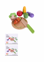 Bộ đồ chơi mô hình rau quả TG1019