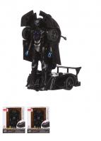 Mô hình lắp ráp xe ô tô (đen)