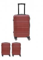 Vali du lịch size20 (đỏ rượu vang)
