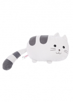 Gối hình mèo (xám)