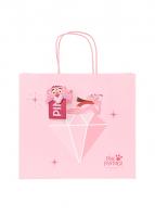 Túi quà tặng MINISO Pink Panther size lớn