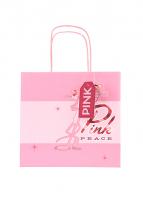 Túi quà tặng MINISO Pink Panther size vừa