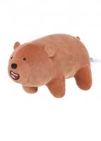 Gấu bông We Bare Bear (Grizz)