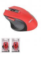 Chuột không dây VM-758 ( đen + đỏ)