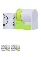 Set băng dính giấy sáng tạo ( xanh)