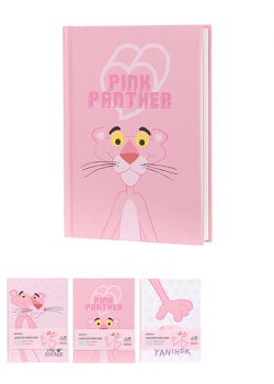 Sổ Pink Panther