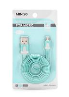 Cáp USB dẹt (Trắng) 021921