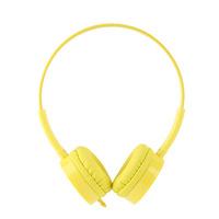 Tai nghe trùm đầu (vàng)  072444