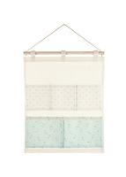 Túi để đồ treo tường (Blue)  103530