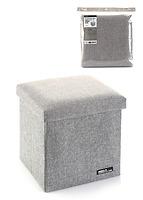 Ghế hộp đựng đồ (Grey) 105621