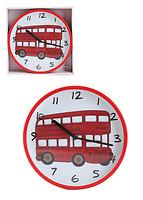 Đồng hồ treo tường ( Red)  154117