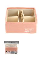 Hộp gập đựng đồ ( Pink) 107525
