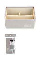Hộp gập đựng đồ ( Grey) 107617