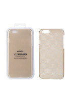 Ốp điện thoại kim loại IP6 plus (Golden)  087726