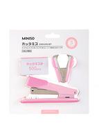 Dụng cụ dập ghim 3 trong 1 (Pink) 165021