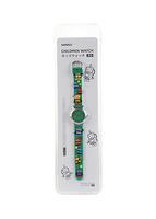 Đồng hồ trẻ em hình Robot ( Green ) 161113