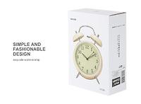 Đồng hồ báo thức ( trắng) 100914