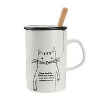 Cốc sứ (Cat) 299938