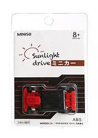 EK-SC03A xe đồ chơi sử dụng năng lượng mặt trời ( Đỏ) 600418