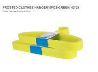 Móc quần áo 5pcs/Green/ 42*24 148613
