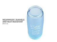 Chai nhựa 420ml (Màu xanh da trời) 133455