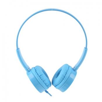 Tai nghe trùm đầu (xanh biển)  072468