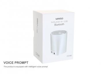 Loa Bluetooth (trắng)  044415