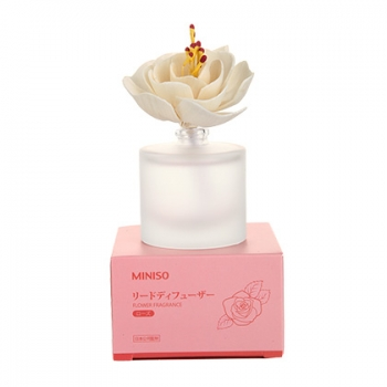 Bình khuếch tán tinh dầu thơm Rose  084423