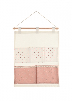 Túi để đồ treo tường (Pink)  103516