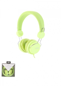 Tai nghe Model:HM094 (Green)  085452