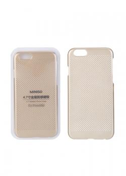 Ốp điện thoại kim loại IP6s (Golden)  087627